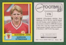 Manchester United Gordon Strachan Scotland 176